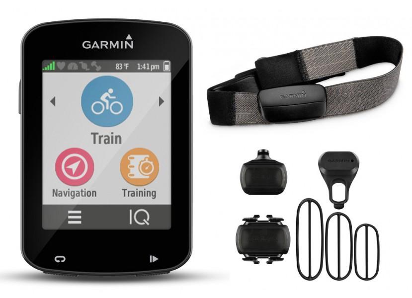 Compteur GPS GARMIN Edge 820 Bundle