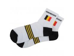 Chaussettes KOMPRESSOR Team Belgique
