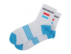Chaussettes KOMPRESSOR Team Luxembourg