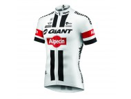 Maillot GIANT Giant Alpecin Special Edition Blanc