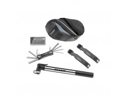 Kit de réparation GIANT Quick Fix Kit Combo Avec Mini Pompe