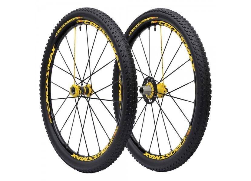136b8b02eab Paire de roues VTT MAVIC Crossmax SL Pro Ltd 29 WTS Intl Offset
