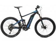 VTT électrique GIANT Full E+0 Pro Noir Bleu