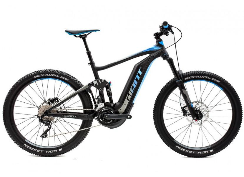 reasonably priced order online how to buy VTT électrique GIANT Full E+1.5 Pro Noir Bleu
