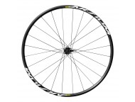 Roue avant Route MAVIC Aksium Disc 17 CL 9mm