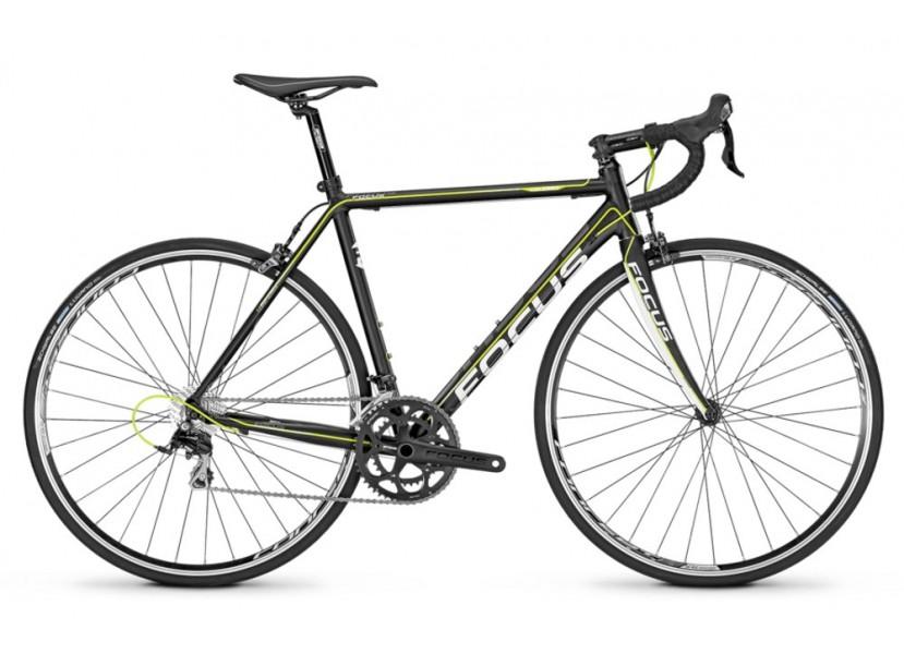 Vélo de course FOCUS Culebro SL 3.0 Noir Rouge