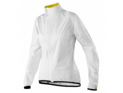 Coupe vent Femme MAVIC Oxygen H2O Blanc