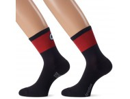 Chaussettes ASSOS centoSocks_evo8 National Red