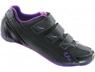 Chaussures Route Femme LIV Regalo Noir Violet