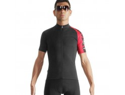 Maillot ASSOS SS.milleJersey_evo7 Rouge Suisse