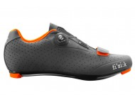 Chaussures Route FIZIK R5 Uomo BOA Anthracite Orange Fluo