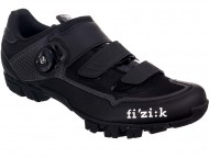 Chaussures VTT FIZIK M6 Uomo BOA Black Black