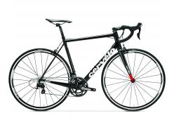 Vélo de course CERVELO R2 105 Noir Rouge