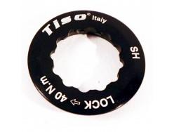Ecrou de cassette TISO Noir Shimano