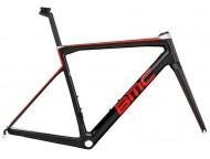 Cadre Course BMC Teammachine SLR01 Carbon Rouge Chrome