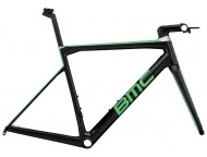 Cadre Course BMC Teammachine SLR01 Disc Carbon Vert Chrome