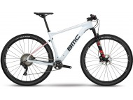 VTT BMC Teamelite 01 Two Blanc Noir Rouge