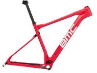 Cadre VTT BMC Teamelite 01 Rouge Blanc Noir