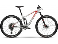 VTT BMC Speedfox 01 One 29 Argent Noir Rouge