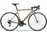 Vélo de course BMC Teammachine SLR02 One Gris Orange Noir