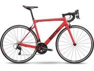 Vélo de course BMC Teammachine SLR03 One Rouge Noir Gris