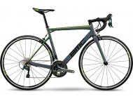 Vélo de course BMC Teammachine SLR03 Two Gris Noir Vert