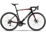 Vélo de course BMC Roadmachine RM01 Three Carbone Blanc Rouge