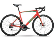 Vélo de course BMC Roadmachine RM02 One Rouge Vert