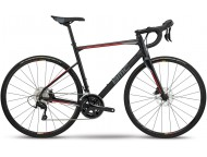 Vélo de course BMC Roadmachine RM03 One Noir Gris Rouge