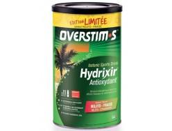 Boisson énergétique OVERSTIMS Hydrixir Antioxydant Mojito Fraise 600g