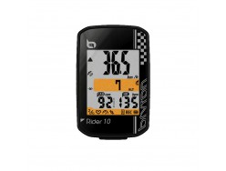 Compteur GPS BRYTON Rider 10E Noir