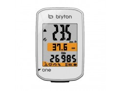 Compteur GPS BRYTON Rider One E Blanc