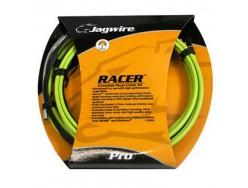 Kit complet de cable et gaine Route JAGWIRE Racer Vert