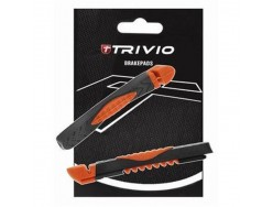 Patins de frein VTT TRIVIO Cartridge ABS Tech 01