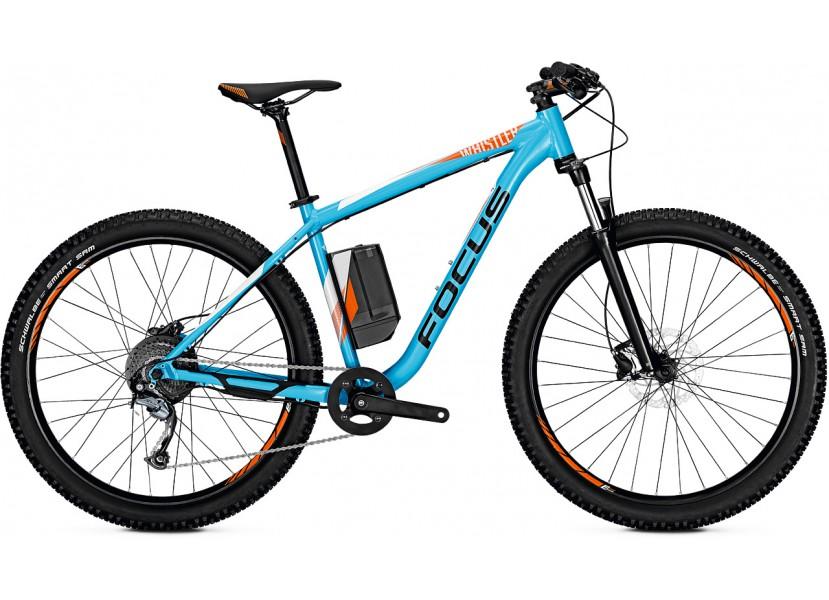 VTT électrique FOCUS Whistler2 Plus 250Wh Bleu