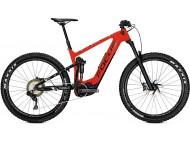 VTT électrique FOCUS Jam2 C Pro Plus 400Wh Rouge Noir