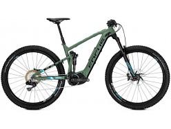 VTT électrique FOCUS Jam2 Pro 29 400Wh Vert Noir
