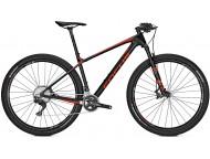 VTT FOCUS Raven Max Pro 29 Carbon Rouge mat