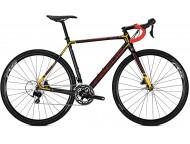 Vélo de cyclocross FOCUS Mares 105 Carbon Rouge Orange