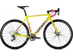 Vélo de cyclocross FOCUS Mares Sram Force Jaune Freestyle