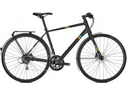 Vélo fitness FOCUS Arriba Claris Street Noir mat