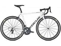 Vélo de course FOCUS Izalco Max Ultegra Blanc