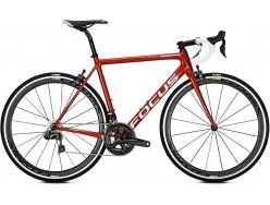 Vélo de course FOCUS Izalco Max Ultegra Di2 Rouge