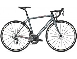 Vélo de course FOCUS Izalco Race Dura-Ace Gris