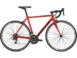 Vélo de course FOCUS Cayo AL Sora Rouge feu