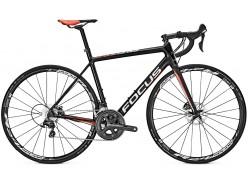 Vélo de course FOCUS Cayo Disc Ultegra Rouge Blanc