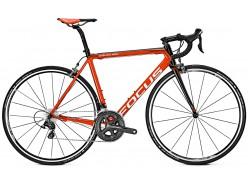 Vélo de course FOCUS Izalco Max Ultegra Rouge Noir