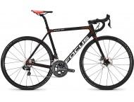 Vélo de course FOCUS Izalco Max Disc Ultegra DI2 Rouge Blanc