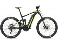 VTT électrique GIANT Full E+2 Noir Vert Jaune