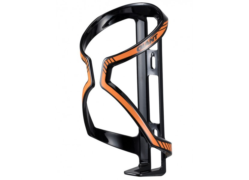 Porte bidon GIANT Airway Sport Matt Noir Orange brillant